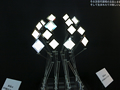 コニカミノルタの有機EL照明