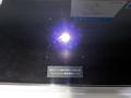 発光時の0.3mm角の酸化ガリウムを採用した白色LED