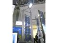 両面受光型太陽電池モジュールを使った「TOMORIe 灯りへ」