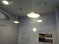 「パネルミナ」はパネル全体が明るく光るにもかかわらず、眩しくないのが特徴。