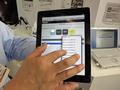 電気工事店向けWebコンテンツでは、スタイル、光源種類、明るさからLED製品を選択できる