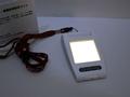 医療用照明。面発光のため、光が優しく患者に向けても眩しくないのが特徴。