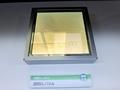 単体で展示された透明有機ELパネル