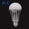 LED一体化鋳型電球灯