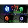 PSE認証 高輝度4in1 RGBW LEDステージライト