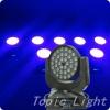 ズーム 36x10W 4in1 RGBW LEDムービングライト