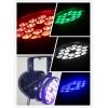 フリッカーフリーLEDパーライト18x10W 4in1 RGBW Ledパーライト