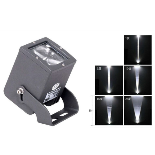 10W LED 1°ピンスポットライト GTD0110