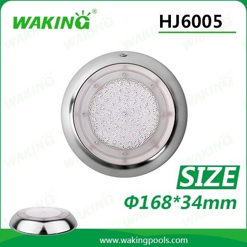 SUS316 SPA・温浴槽内面実装型水中LED照明 HJ6005